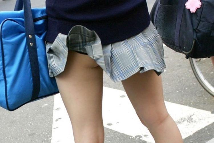 【風チラエロ画像】うしっ、散歩すっか!!ん?なんでって??風が強いからだよド━(゚Д゚)━ン!!w