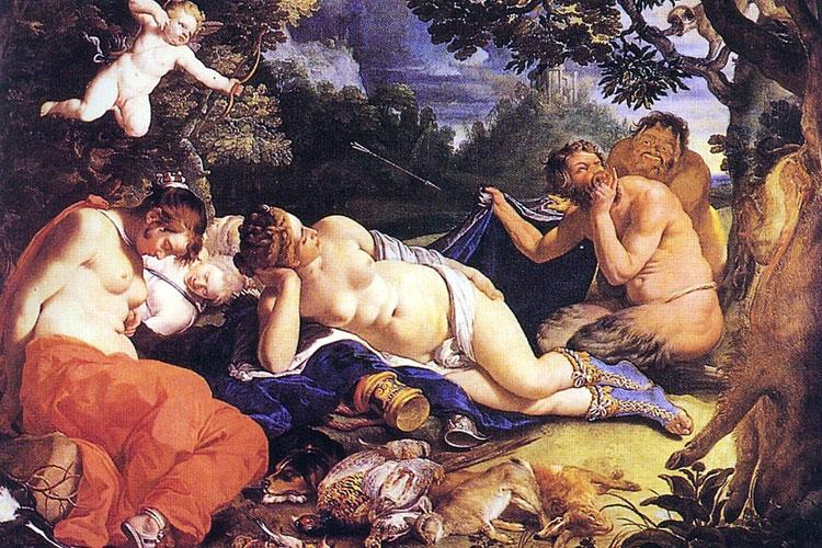 【芸術エロ画像】名作の絵画にもエロはある( ・`ω・´)っミノタウロスの誕生や古代ローマの神話なども紐解きながら大昔のエロに浸るべw