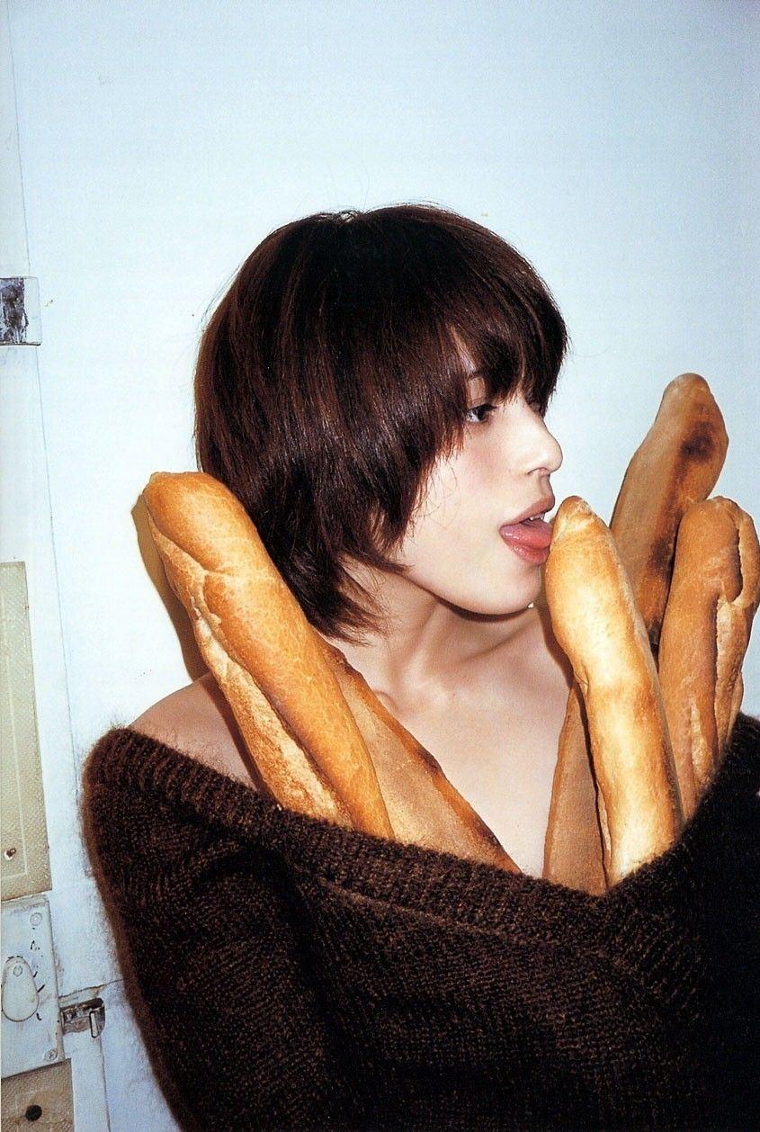 【飲食フェチエロ画像】何か飲み食いする度に欲情されちゃ何も摂れねーYO!という女子の嘆きがΣ(゚д゚lll)