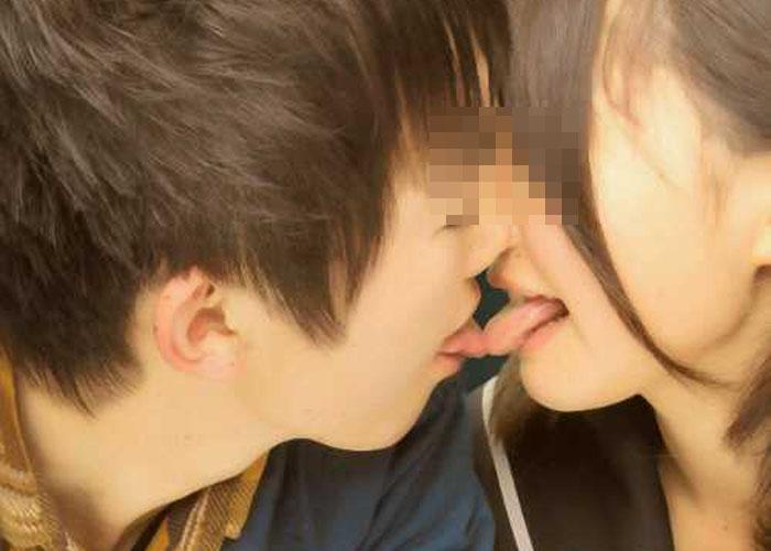 【素人エロ画像】(※胸糞注意)これが健全な青春…○ねや(#゚Д゚)素人カップルのイチャコラショット