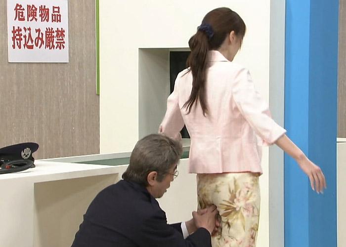 【TVお宝エロ画像】志村の偉大さがよくわかる(゜ロ゜ノ)ノ御大のセクハラシーンいろいろ