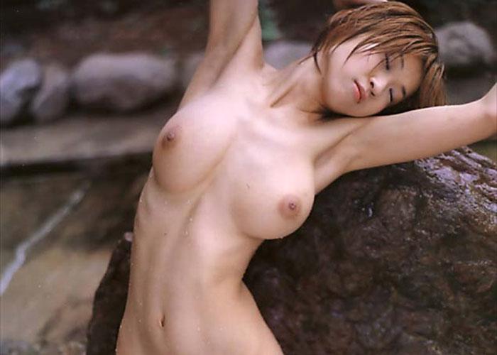 【女体エロ画像】クビレの重要さがよくわかる、絶品ボディは巨乳で細腰が絶対条件!m9っ`・ω・´)