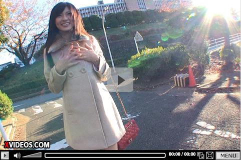 【エロ動画】温泉でズッポシ♪夫に嘘つく不埒な超美人若妻と不倫旅行(*´д`*) 03
