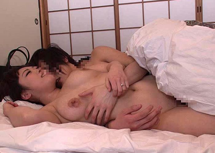 【エロ動画】姉さん!最初で最後の…嫁入り前に婚約者の側で近親夜這い(゜ロ゜ノ)ノ