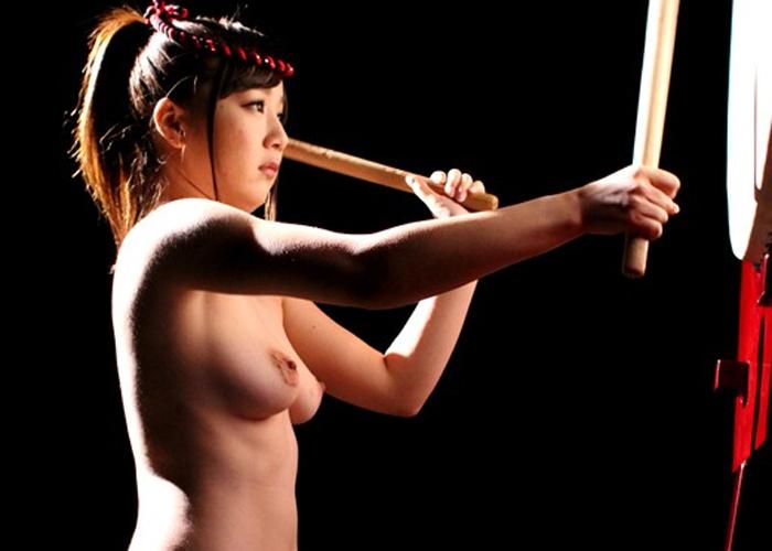 【エロ動画】肉棒ビートを刻まれて…プロ和太鼓奏者AVデビュー(*゚∀゚)=3