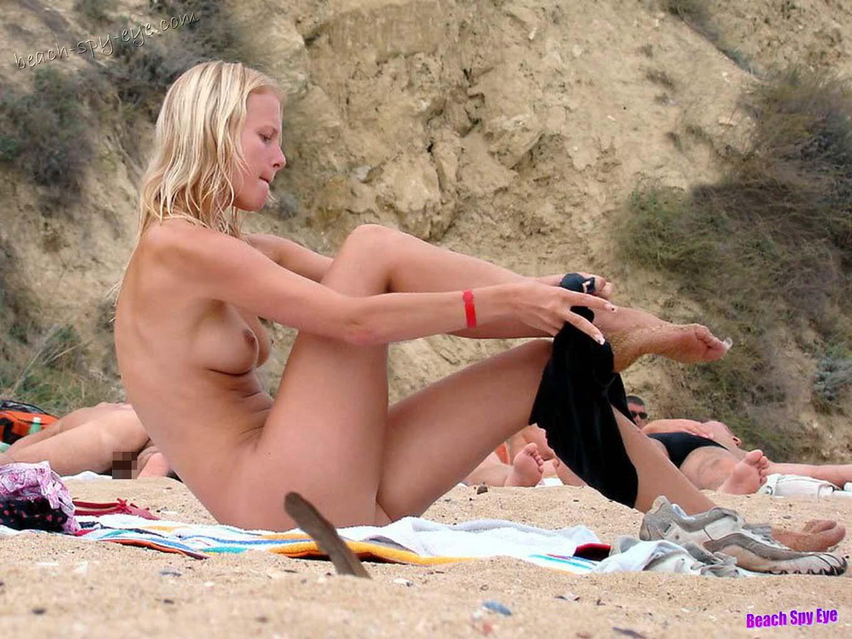 Скрытые съемки секса на пляже 3 фотография