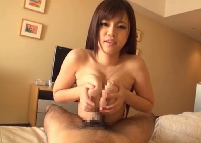 【エロ動画】極上の巨乳娘ktkr!Iカップ激揺れの濃厚パイズリセックス(*゚∀゚)=3