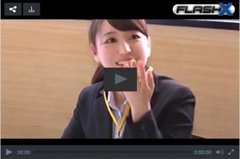 【エロ動画】どんな仕事やねんwS○D女子社員たちのユーザーの童貞狩り業務(*゚∀゚)=3