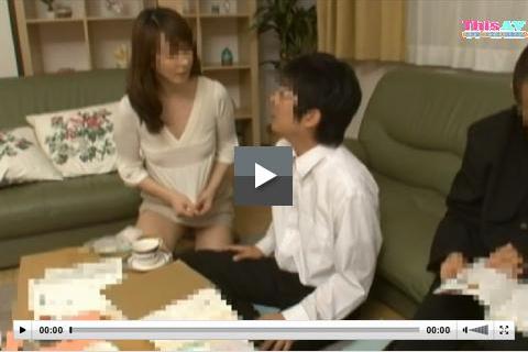 【エロ動画】こんなおばさんでもイイの?年下の男の子とヤリたくて暴走する奥様(*゚∀゚)=3 03