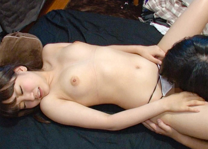【エロ動画】こんな可憐な娘がデリ!?初対面の男達と淫らな性交を連発(*゚∀゚)=3 01