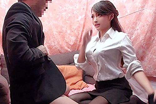 会社の上司と部下でSEXできるのか検証。巨乳の先輩が大暴走w