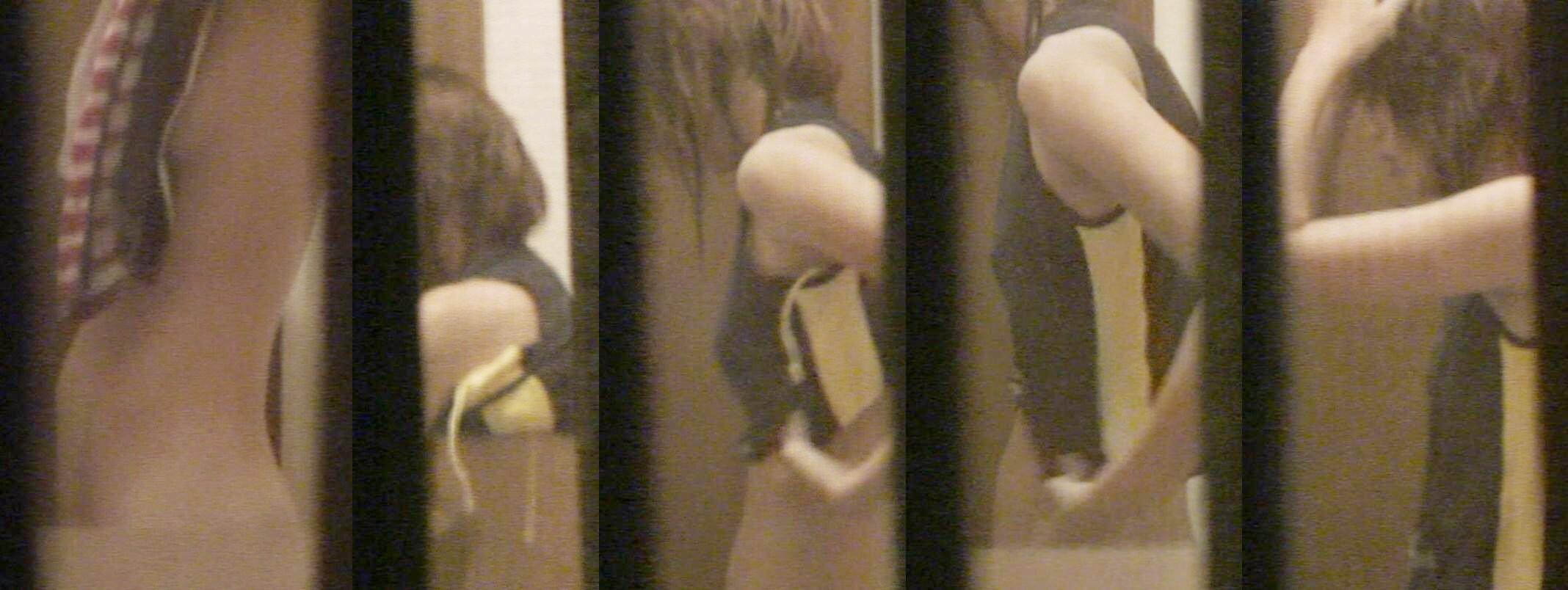 【女湯エロ画像】こんな風に体洗ってるんだ…女風呂の謎を暴いた潜入覗き撮り(;´Д`)
