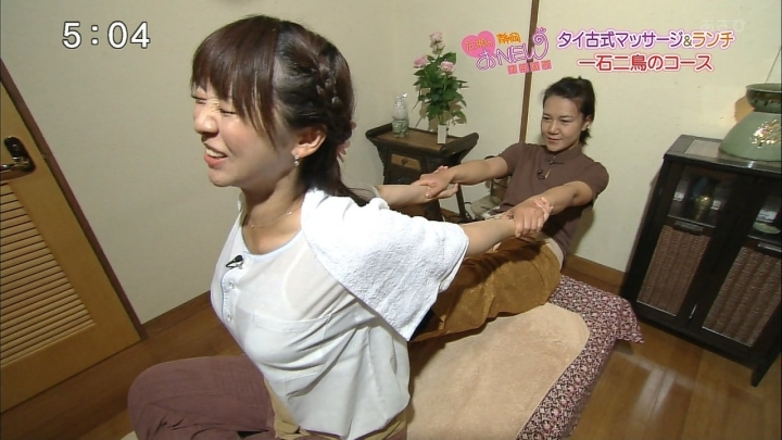 【女子アナエロ画像】早朝からでも自重はしないw巨乳率高い今時の女子アナ事情(*´Д`)