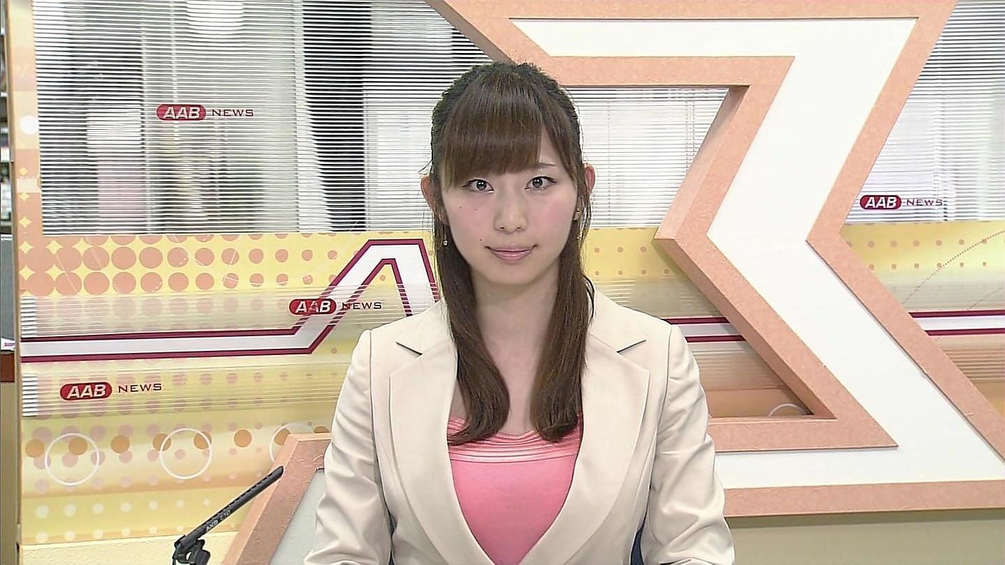 塩地美澄アナ(33)が巨乳過ぎてオカズ写真集発売