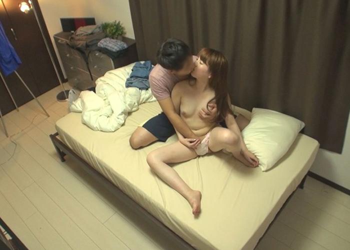 【エロ動画】男2女4片っ端からヤリまくり!シェアハウスでハーレム大乱交(*゚∀゚)=3 01