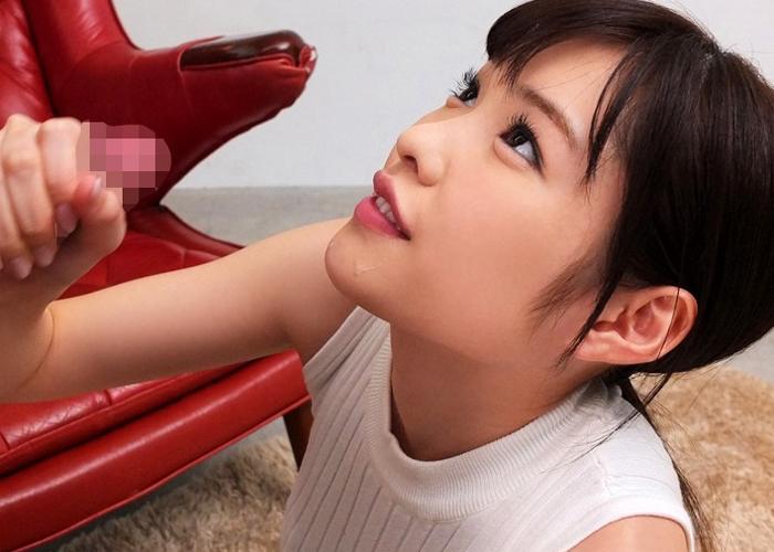 【エロ動画】ヤバイ可愛すぎ…着エロ美少女がAV解禁で極乱れまくり(*゚∀゚)=3 01