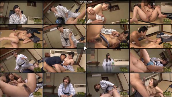 【エロ動画】入っちゃった…温泉宿の酔っ払い女性客ナンパ素股ご奉仕(*゚∀゚)=3 03