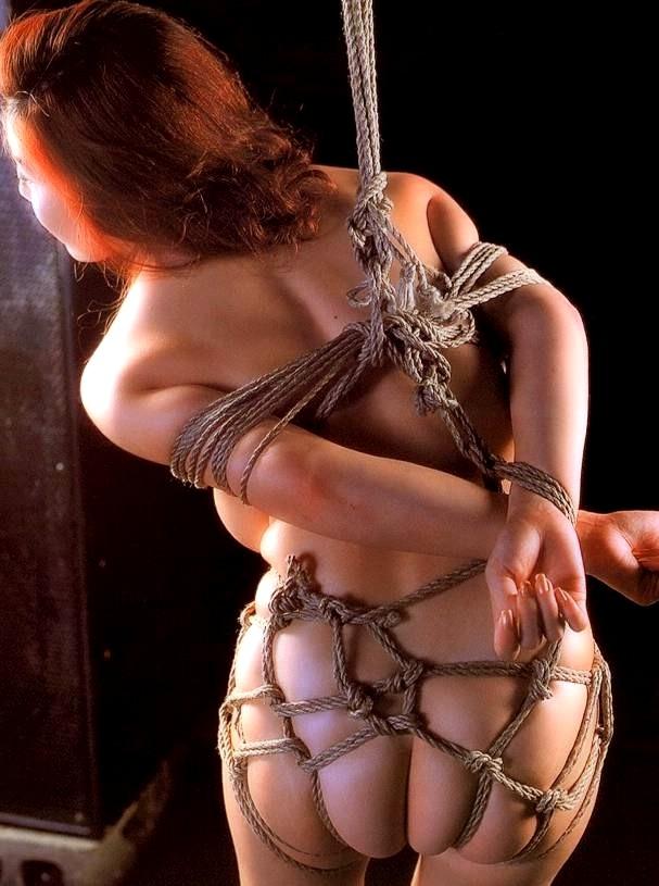 【SMエロ画像】私を縛って…緊縛の魅惑に引き寄せられたドM女たち(*´д`*)