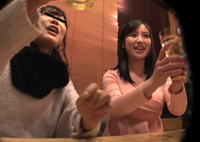 【エロ動画】相席居酒屋でヤリマンみっけ!極上名器で輪姦パーティー開催(*゚∀゚)=3 01