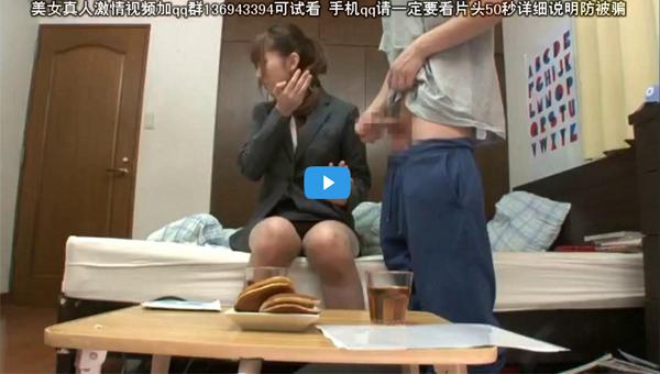 【エロ動画】優しい女教師包茎告白したらその場で剥いてくれて初体験まで!?(*゚∀゚)=3 03