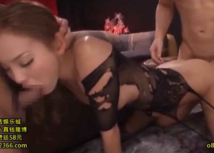 【エロ動画】半生分ぐらいイカされたかも…ハーフ美女の徹底イカセ地獄(*゚∀゚)=3 02