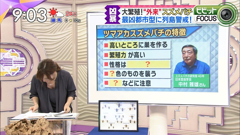 【TVエロ画像】チャンスの為に胸元パックリw売れる手段でしかない芸能人の胸チラ(;´Д`)