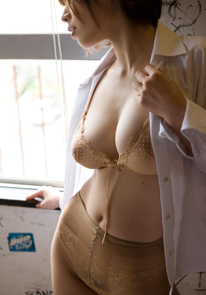 【下着エロ画像】即全裸は勿体ない!ヤる前に拝むべき女の子の下着姿(;・∀・)