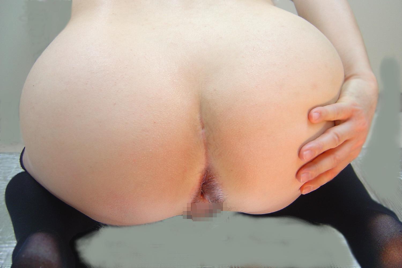 【アナルエロ画像】女の子のは特別な存在ですよねwすぼんだ尻穴じっくり鑑賞(*´Д`)