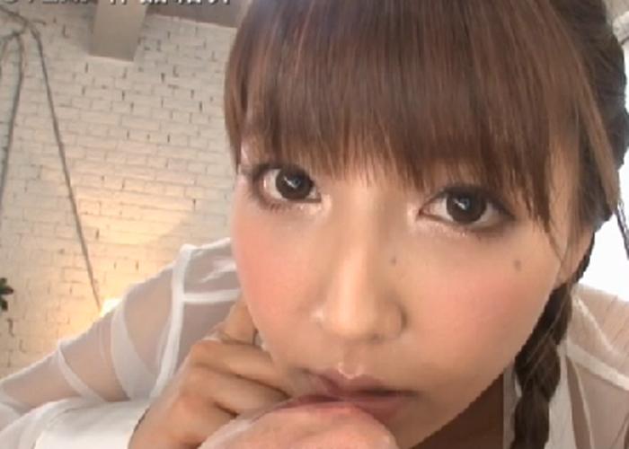【エロ動画】国民的アイドルと唾液で絡み合う!超濃厚な接吻性交(*゚∀゚)=3
