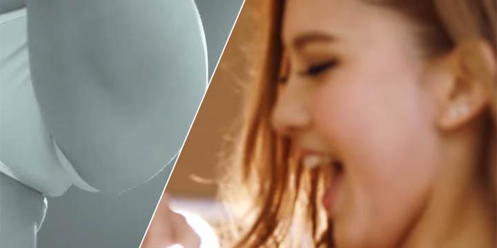 【CMエロ画像】踊ってるお姉さんがエロ過ぎて内容が頭に入らないレオパレス21のCM(;´∀`)
