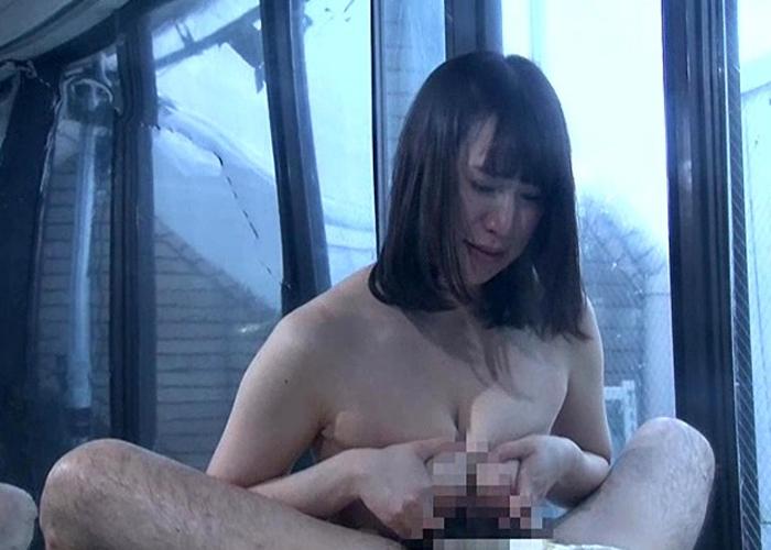 【エロ動画】お義父さん!旦那を待たせて舅とヤリまくっちゃった巨乳妻(*゚∀゚)=3 01
