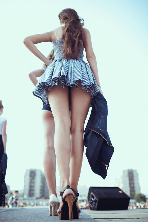【海外美脚エロ画像】長く美しい…絶品レッグ美女だらけな海の向こう(;´Д`)