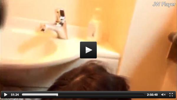 【エロ動画】嫁が職場で寝取られた!記録を見た夫もNTR属性に目が覚める!?(*゚∀゚)=3 03