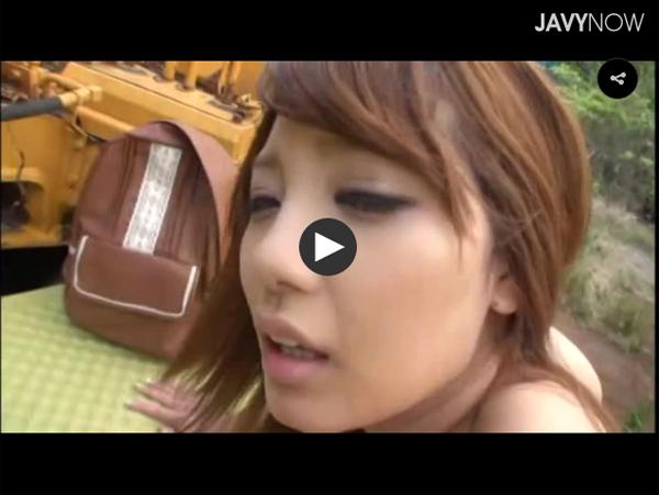 【エロ動画】何でもしてくれる爆乳娘と工事現場で昼間から激しくハメ合い!(;゚∀゚)=3 03