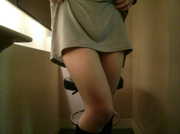 おなごの極上腿肉のエロ画像 part44