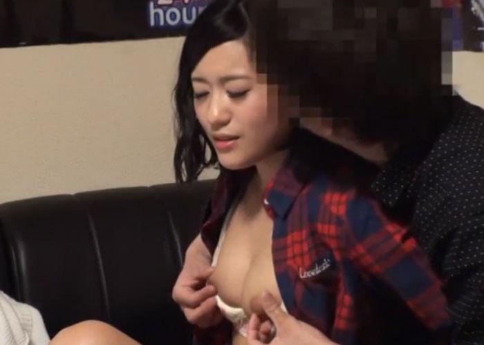 【エロ動画】合コン持ち帰りはヤれるフラグ!ムッツリスケベ娘を隠し撮り(;゚∀゚)=3 01
