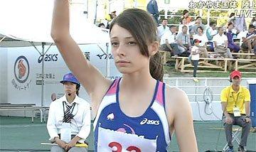 キタ━━━(゚∀゚)━━━!Eテレ「わかやま国体」で美女選手のビラビラが映る放送事故wwwwwwwwwwww(画像50枚)