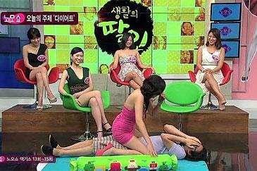 韓国でセックスの体位を紹介する番組がAV並みにエロすぎる