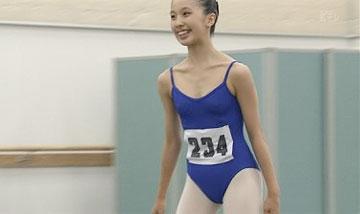 【NHK教育テレビ】バレエしてるJ○のビーチクが浮き出る放送事故wwwwwwww