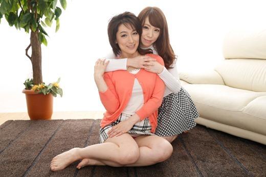 【親子丼エロ画像】母とその娘との3P 想像するだけで超勃起してしまいますw 08