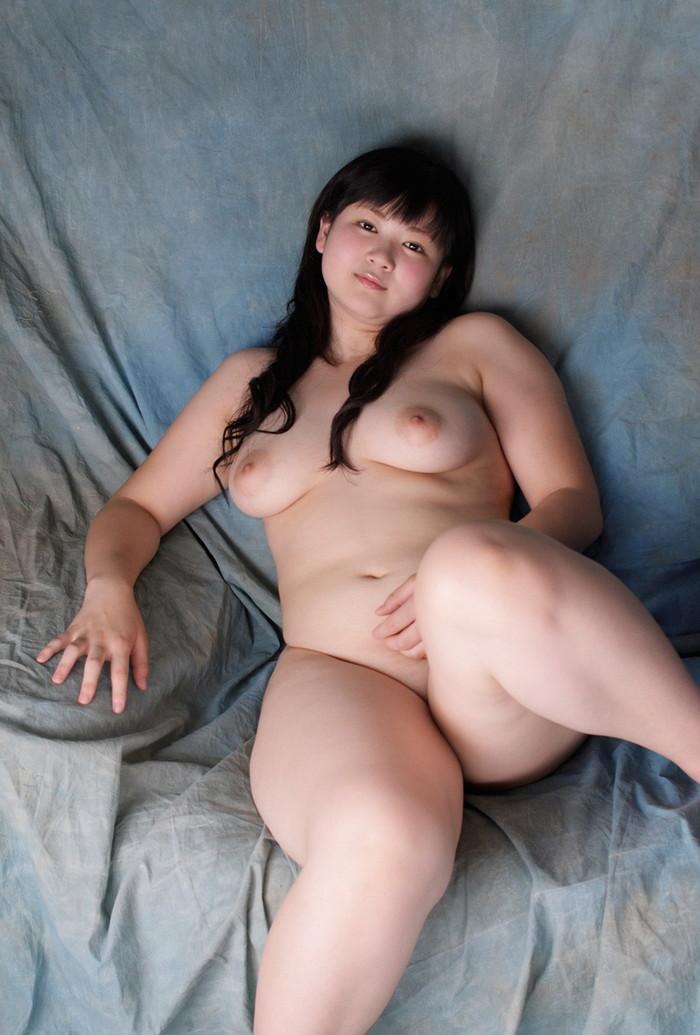 【ポチャエロ画像】丸い身体、抱き心地は最高、やはり女はポチャがいい! 09