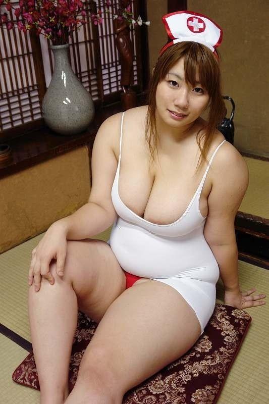 【ポチャエロ画像】丸い身体、抱き心地は最高、やはり女はポチャがいい! 18