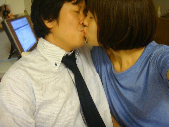 【ベロチューエロ画像】たっぷりと唾液のついた舌を絡ませると性欲もより高まります! 14