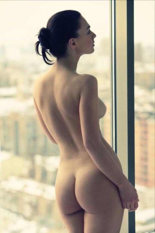 【外人ケツエロ画像】エロいケツをぐ~っと突き出して求めてくる外人女性 16
