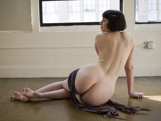 【外人ケツエロ画像】エロいケツをぐ~っと突き出して求めてくる外人女性 24