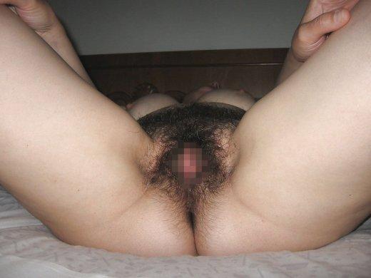 【剛毛エロ画像】パンツからもじゃもじゃとはみ出している剛毛に性欲を感じてしまう・・・ 14