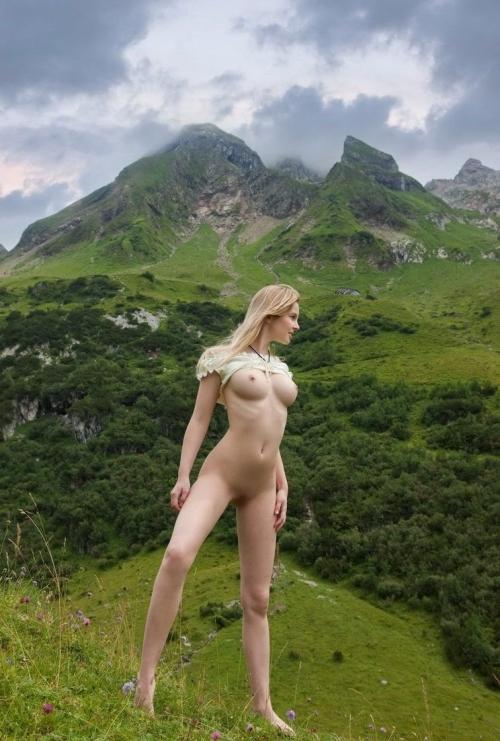 【北欧美女エロ画像】北欧系の美女は、ものすごくエロいって聞いたんですが・・・ 01