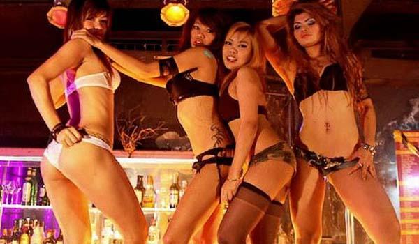 【フィリピン美女エロ画像】ゴーゴーバーで艶めかしい格好で踊るフィリピーナたち 05