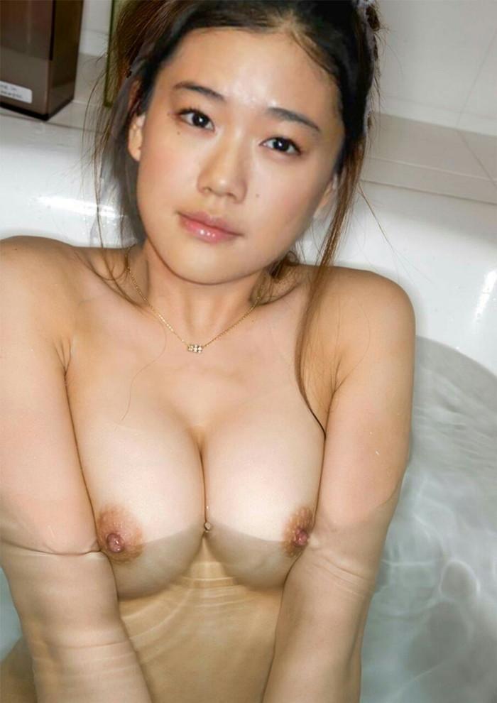 【入浴エロ画像】入浴する女の子!見たかった女湯の風景!絶景かな絶景かな!!w 08