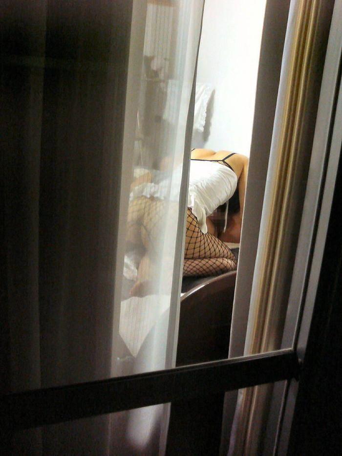 【民家盗撮エロ画像】まさか覗かれていたなんて!?民家盗撮の生々しい記録 05